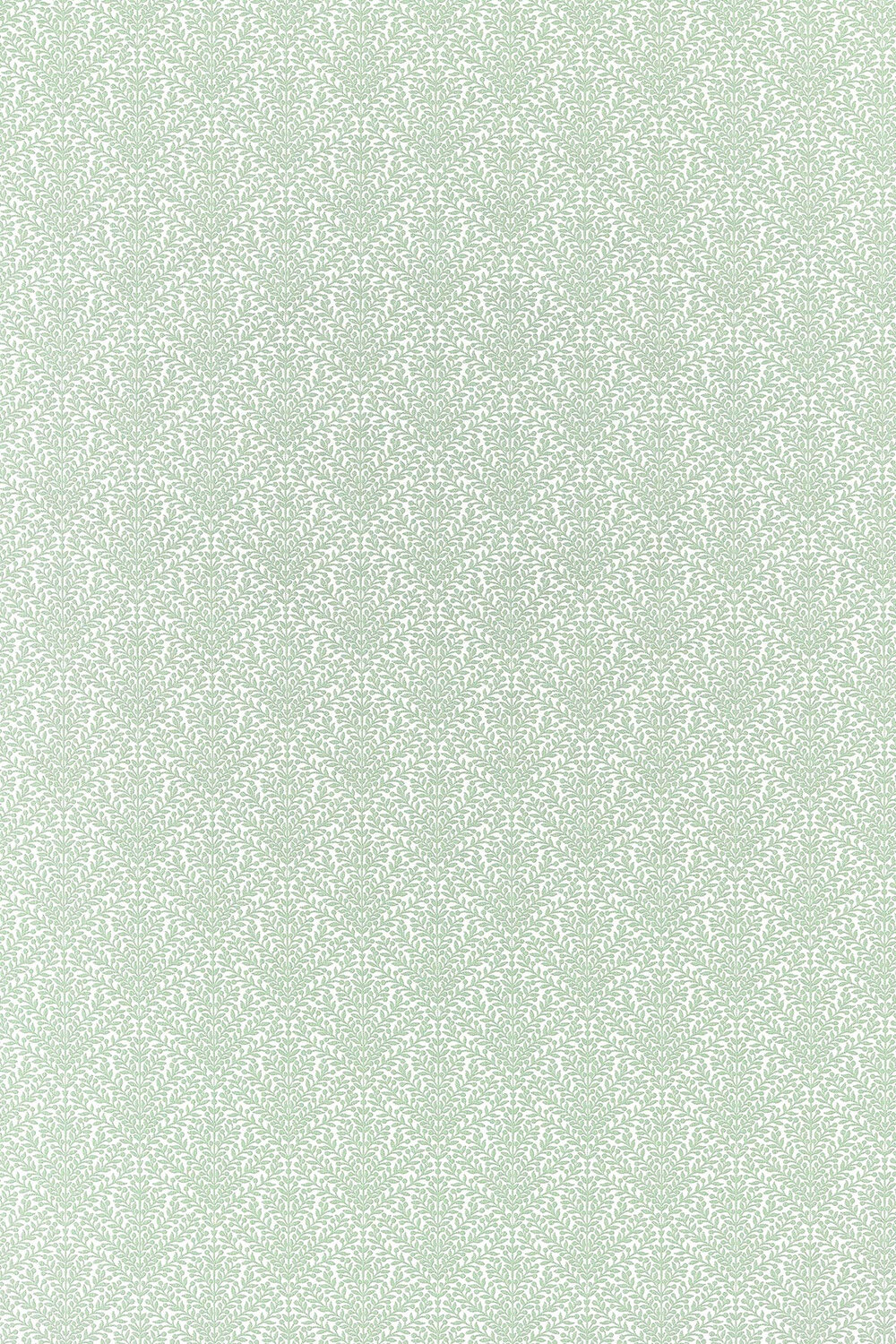 Orchard Tree Weave Fabric - Fountain Green - by Sanderson