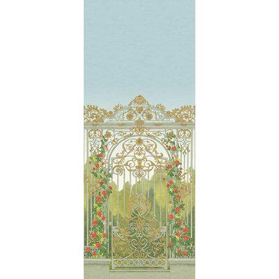 Cole & Son Mural Tijou Gate Panel 118/8017