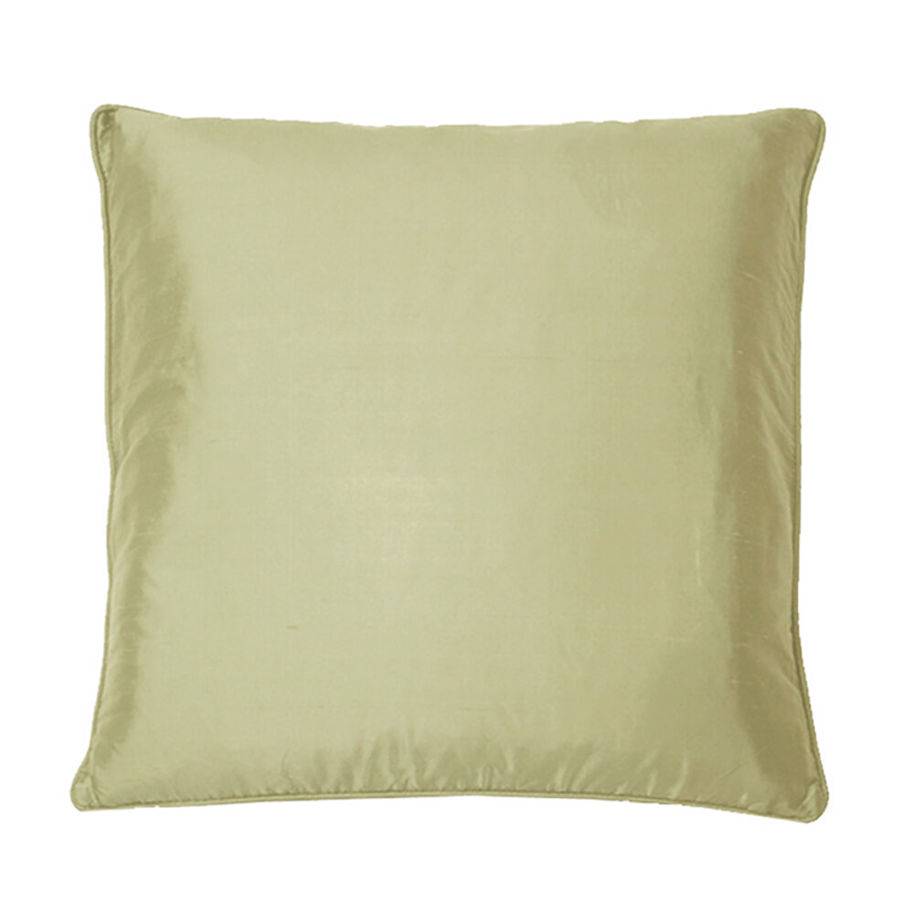 Silk Cushion - Gilver - by Kandola