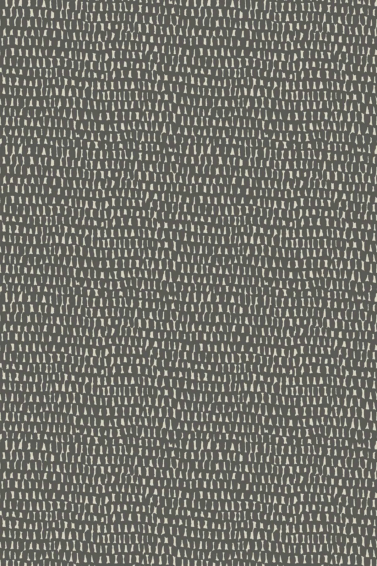 Totak Fabric - Liquorice - by Scion