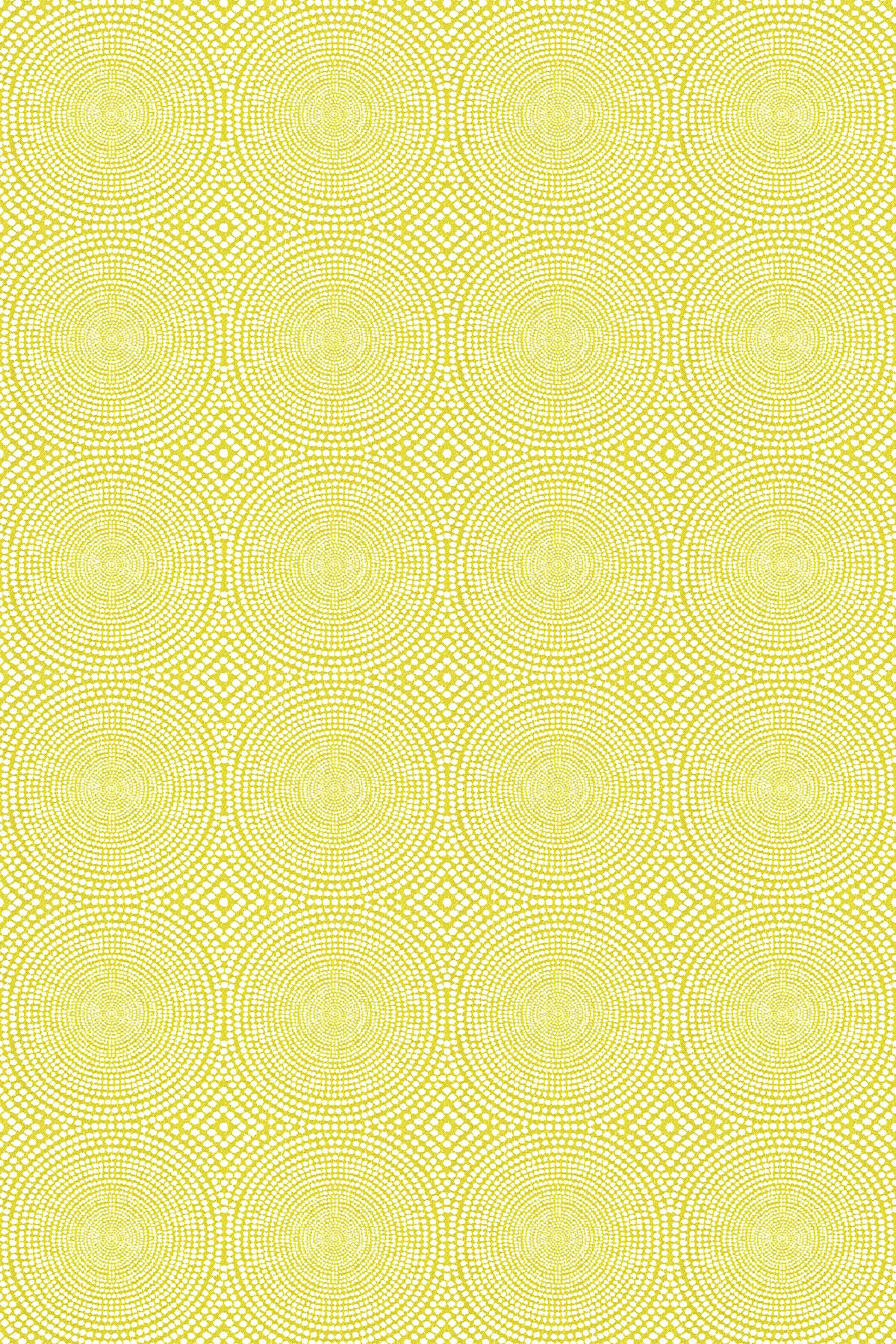 Kateri Fabric - Lime - by Scion
