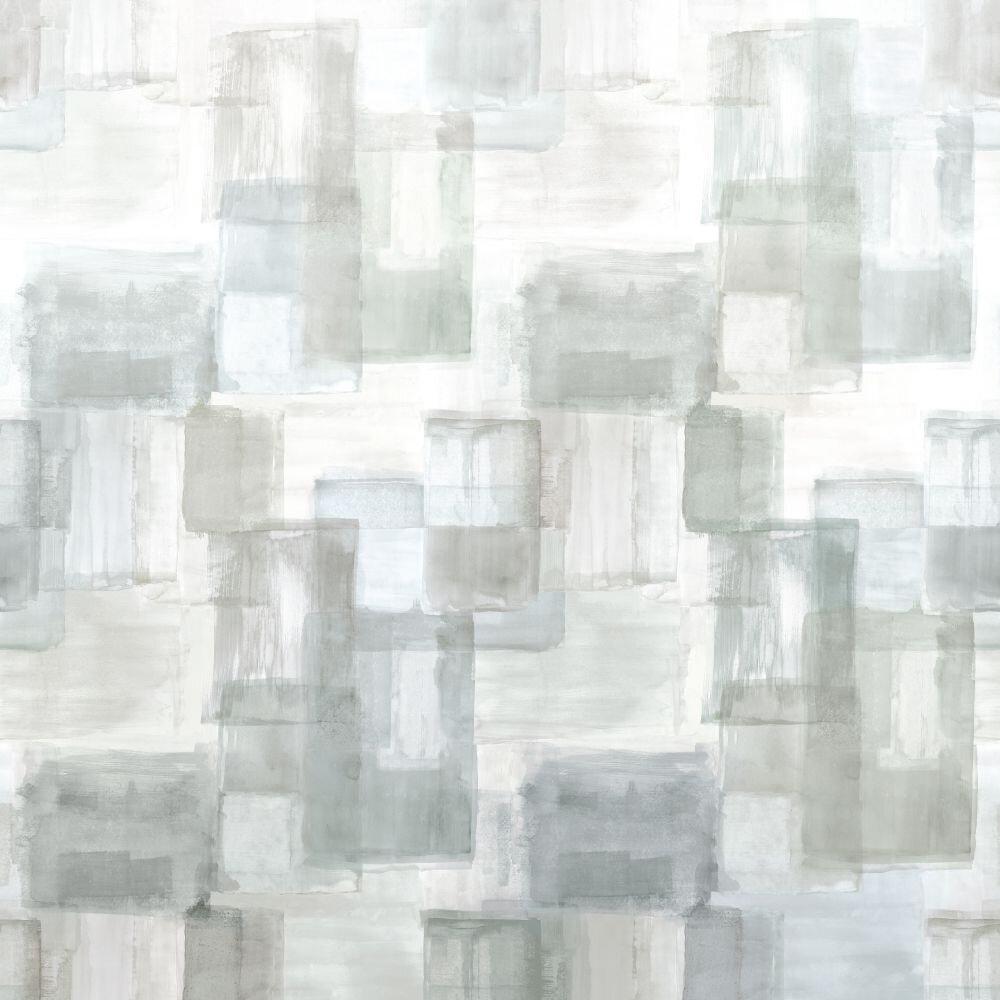 Patchwork Mural - Lichen - by Villa Nova
