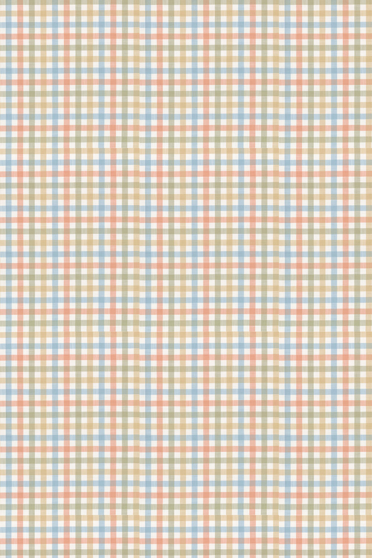 Hopscotch Fabric - Candyfloss - by Prestigious