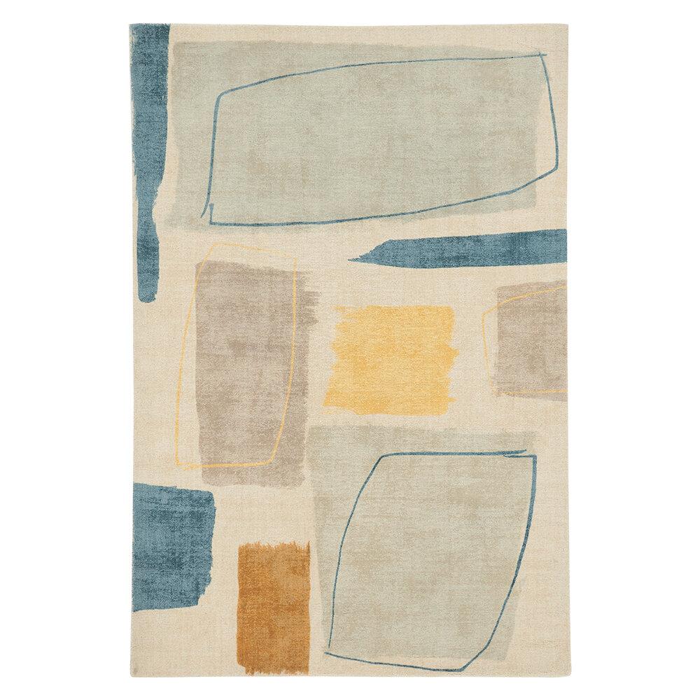 Composition Rug - Papaya - by Scion