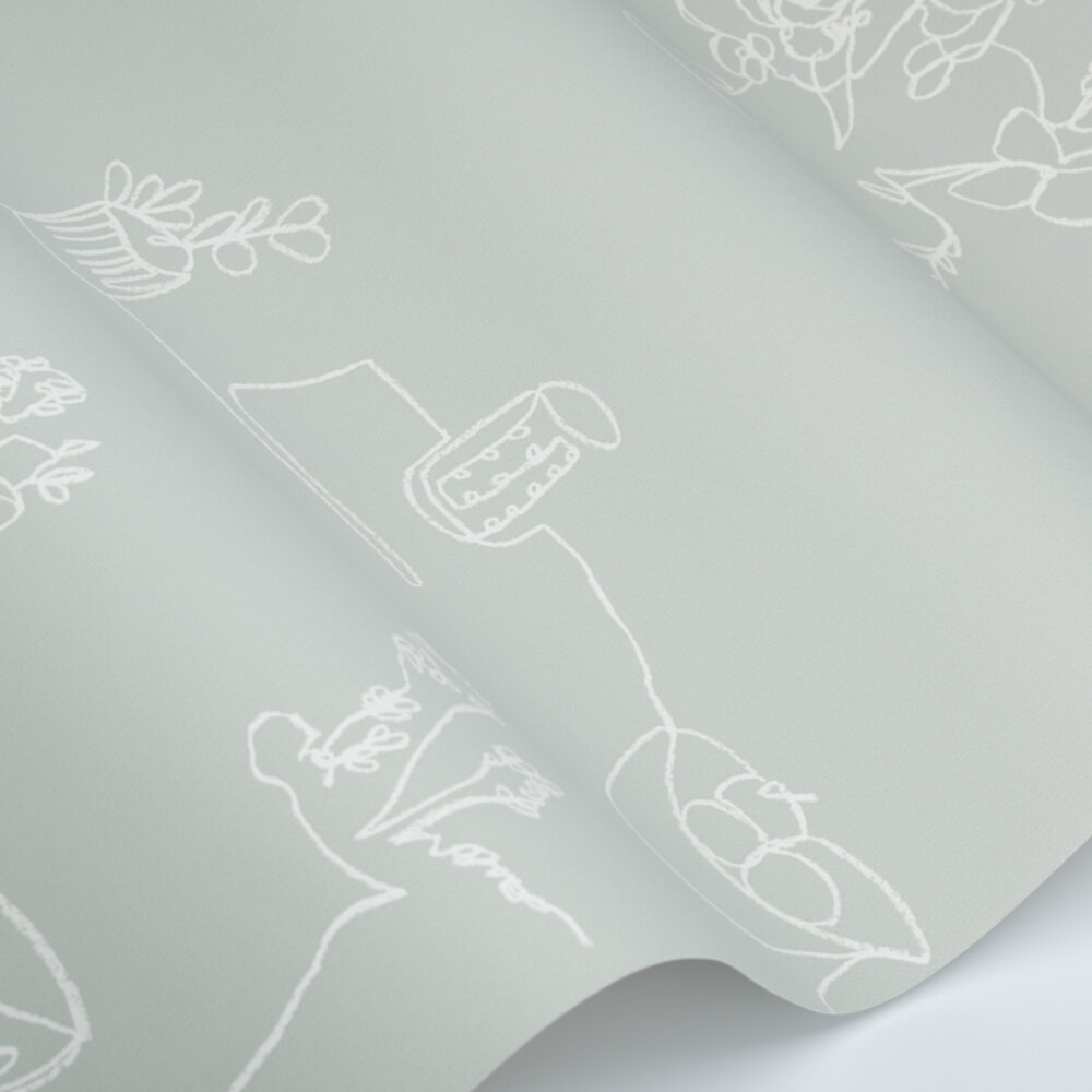 Tabletop Wallpaper - Alpine - by Villa Nova
