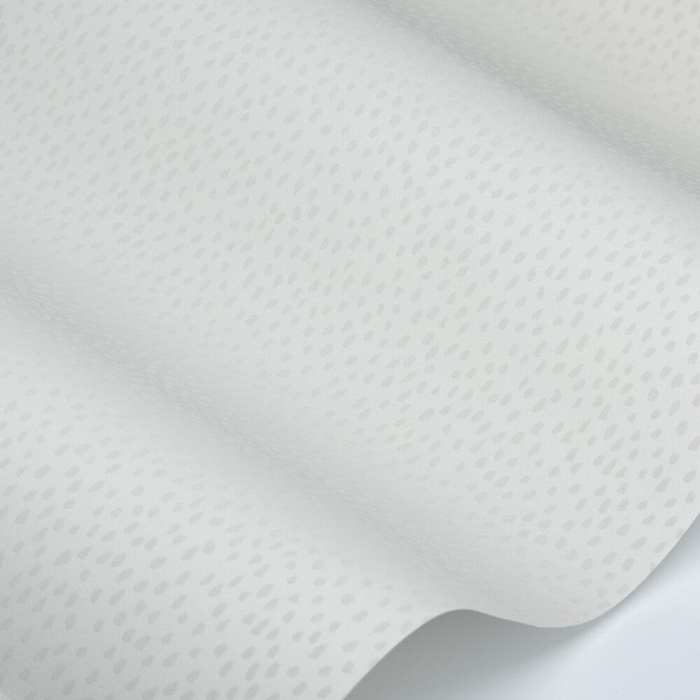 Speckle Wallpaper - Birch - by Villa Nova
