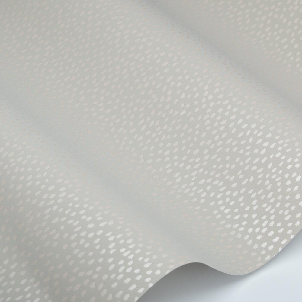 Speckle Wallpaper - Cinder - by Villa Nova