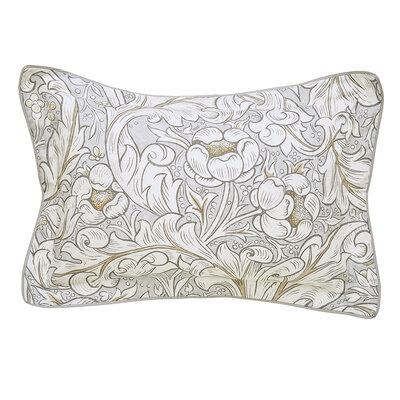 Morris Pillowcase Pure Bachelor's Button Oxford Pillowcase DUCPBUGOSTO