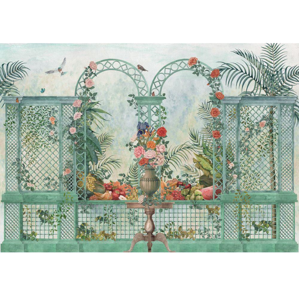Treillage Mural - Bloom - by Coordonne