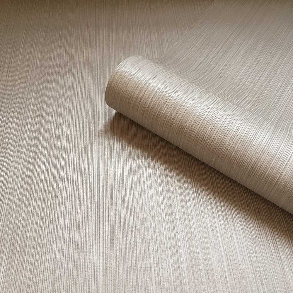 Amara Texture Wallpaper - Natural - by Albany