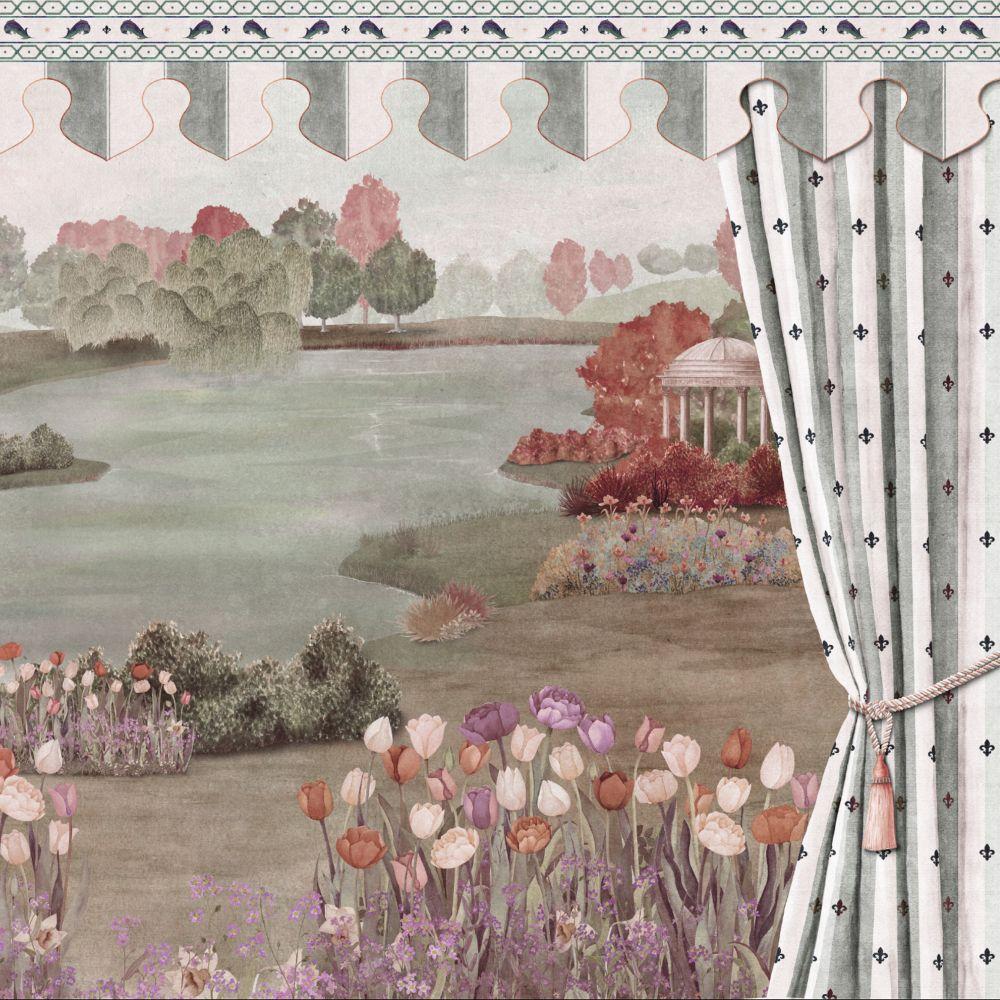 Folies Mural - Dreams - by Coordonne