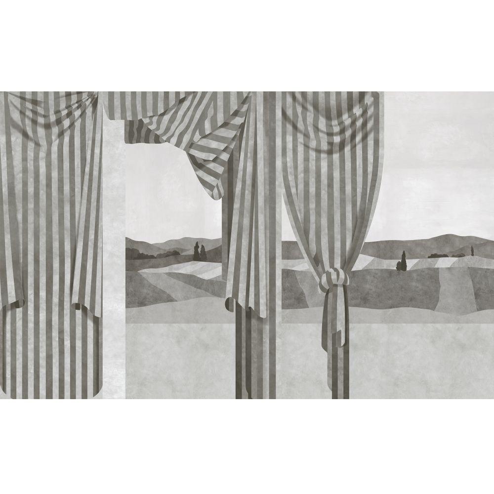 Drapé Mural - Off - by Coordonne