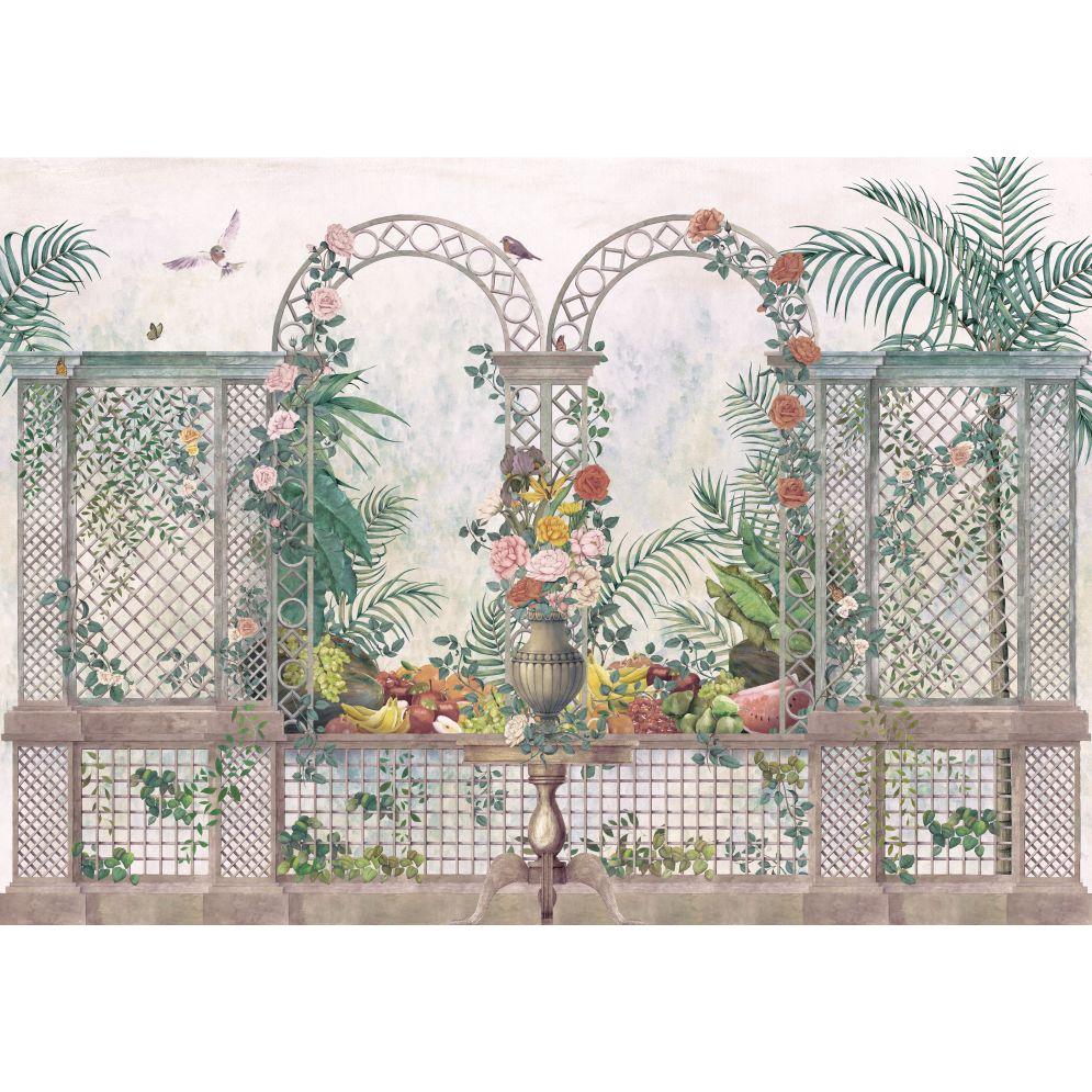 Treillage Mural - Vintage - by Coordonne