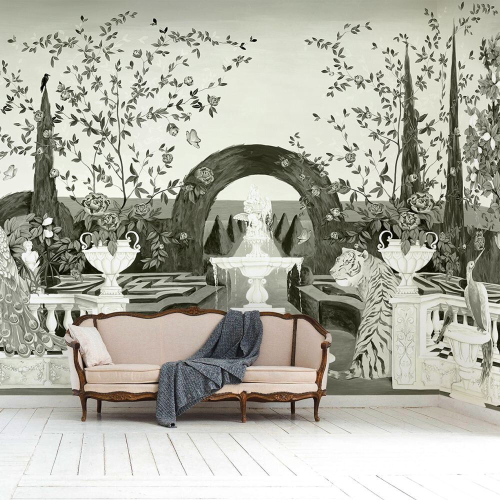 Dédale Mural - Off - by Coordonne
