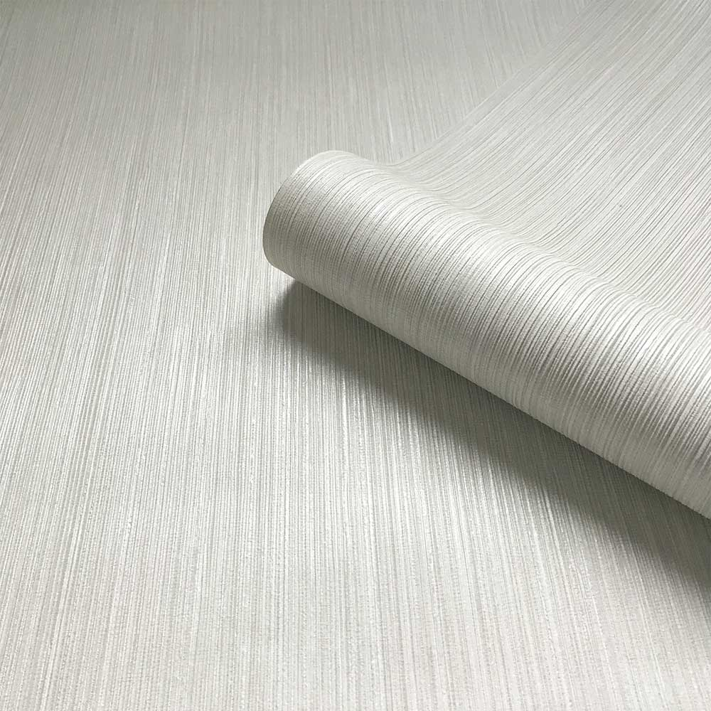 Amara Texture Wallpaper - Cream - by Albany
