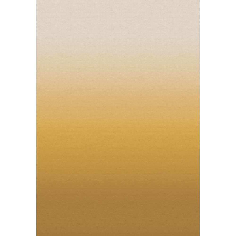 Horizon Mural - Ochre - by Elizabeth Ockford
