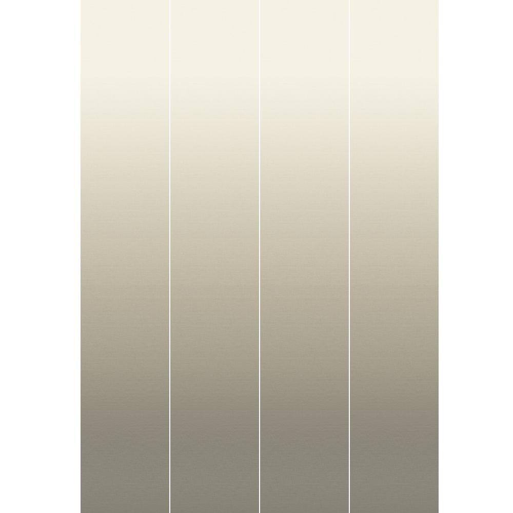 Horizon Mural - Off White - by Elizabeth Ockford