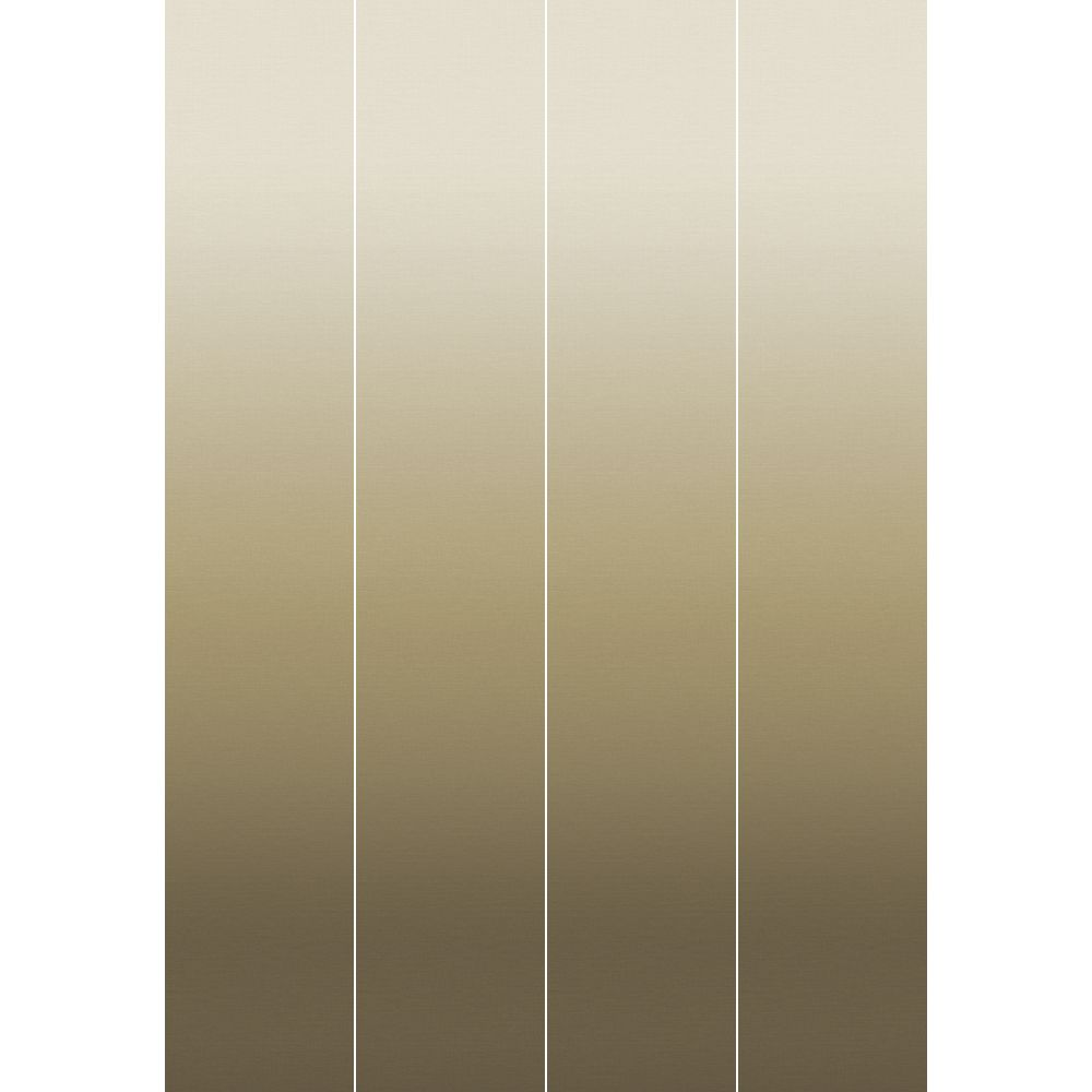 Horizon Mural - Taupe - by Elizabeth Ockford