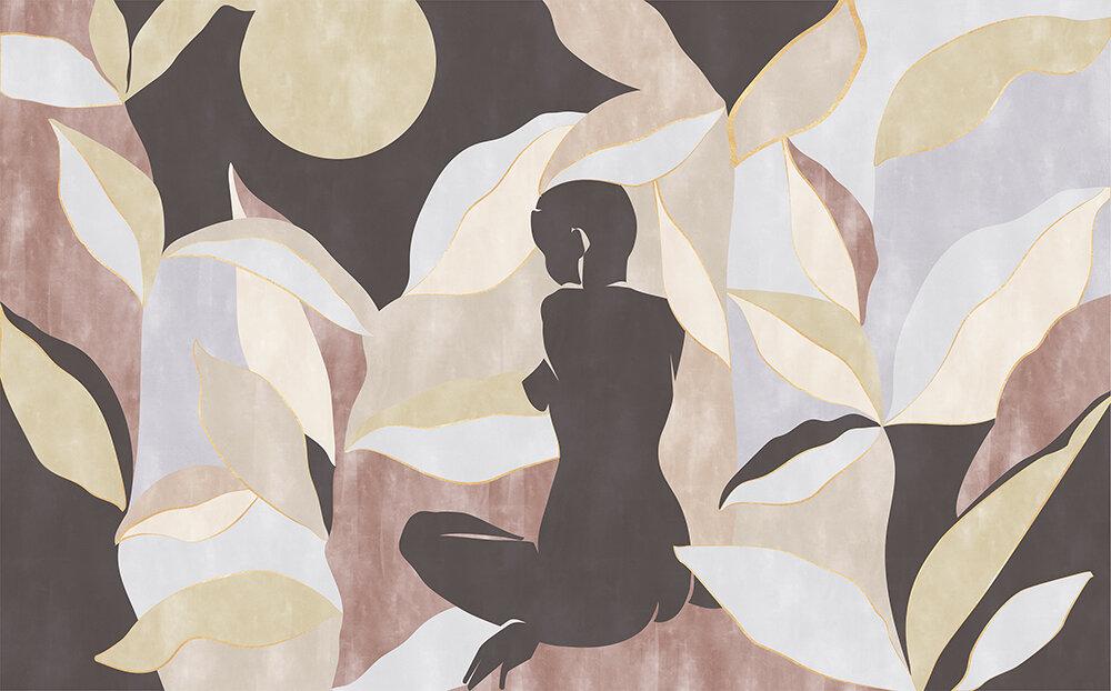 Bahir Dar Mural - Choco - by Coordonne