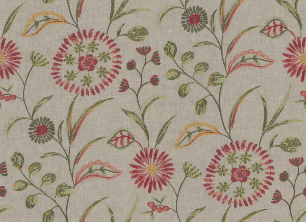 Cayman Fabric - Jade - by Prestigious