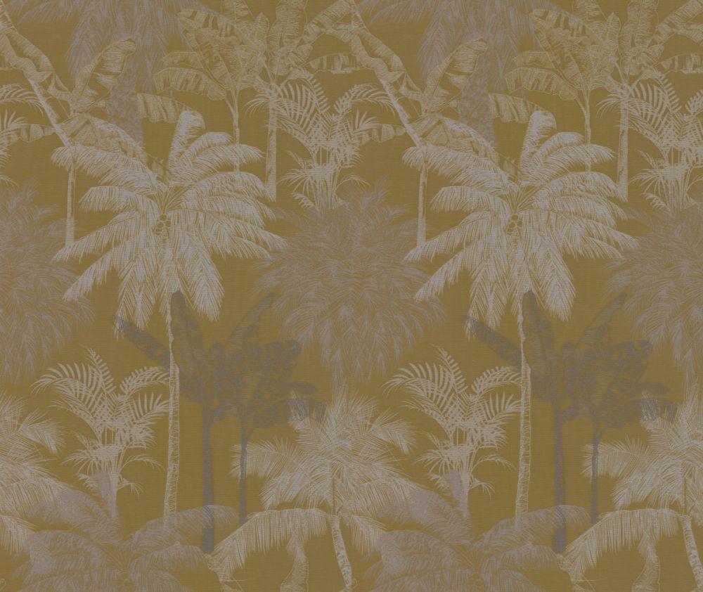 St Lucia Fabric - Citron - by Prestigious