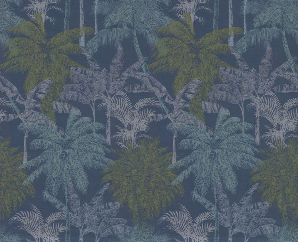 St Lucia Fabric - Lagoon - by Prestigious