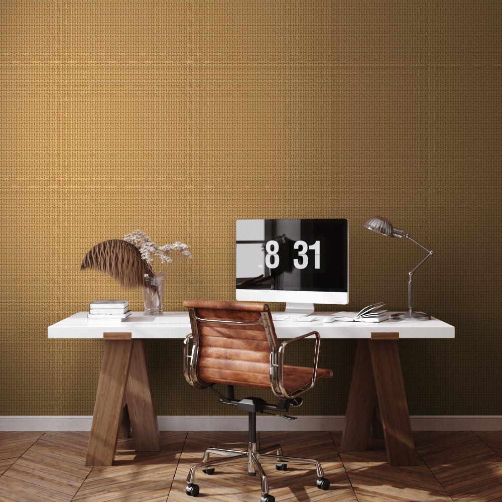 Design 1 Wallpaper - Natural & Jute Colour Story - Sand - by Coordonne