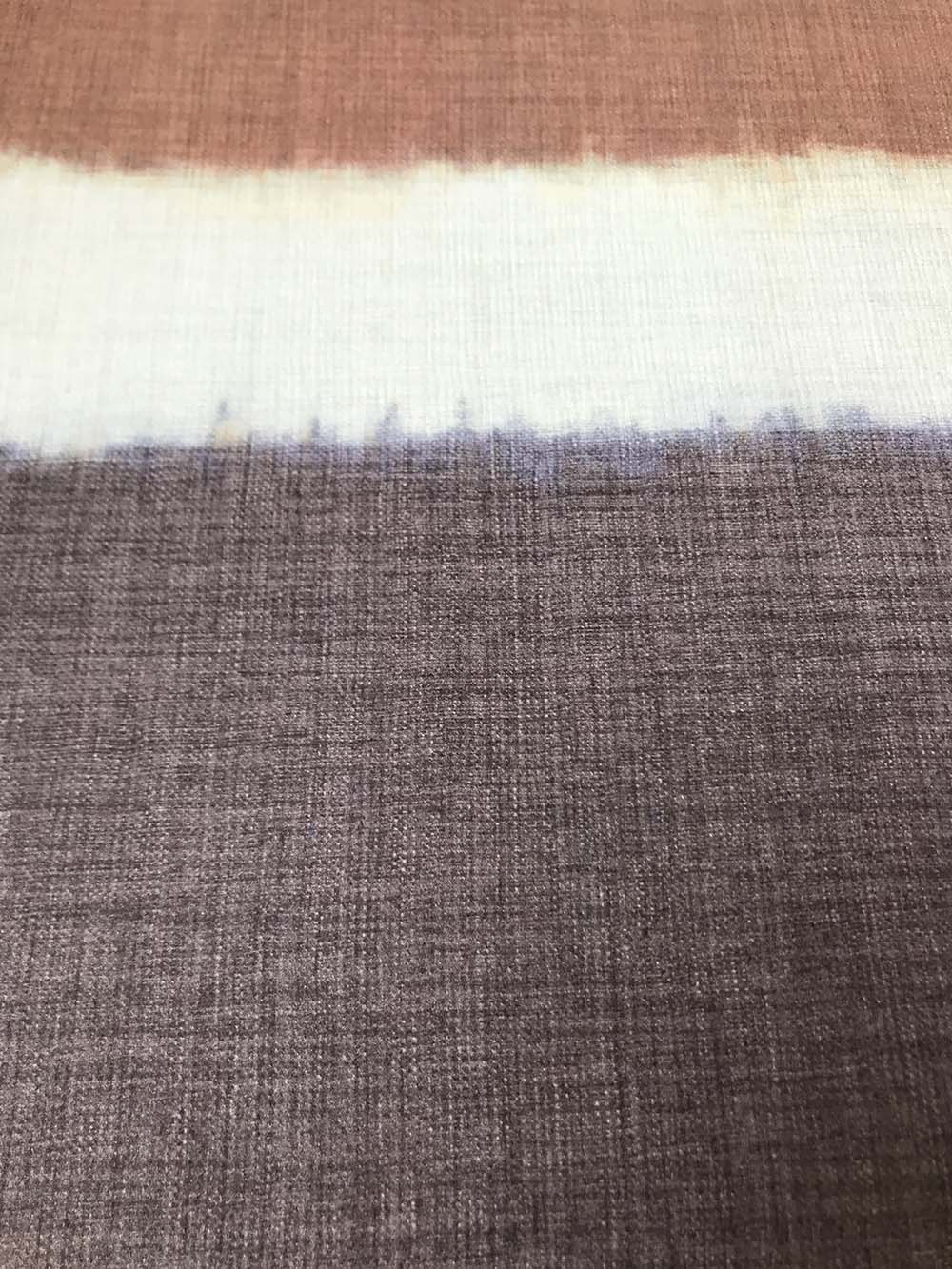 Kanoko Mural - Sienna - by Osborne & Little