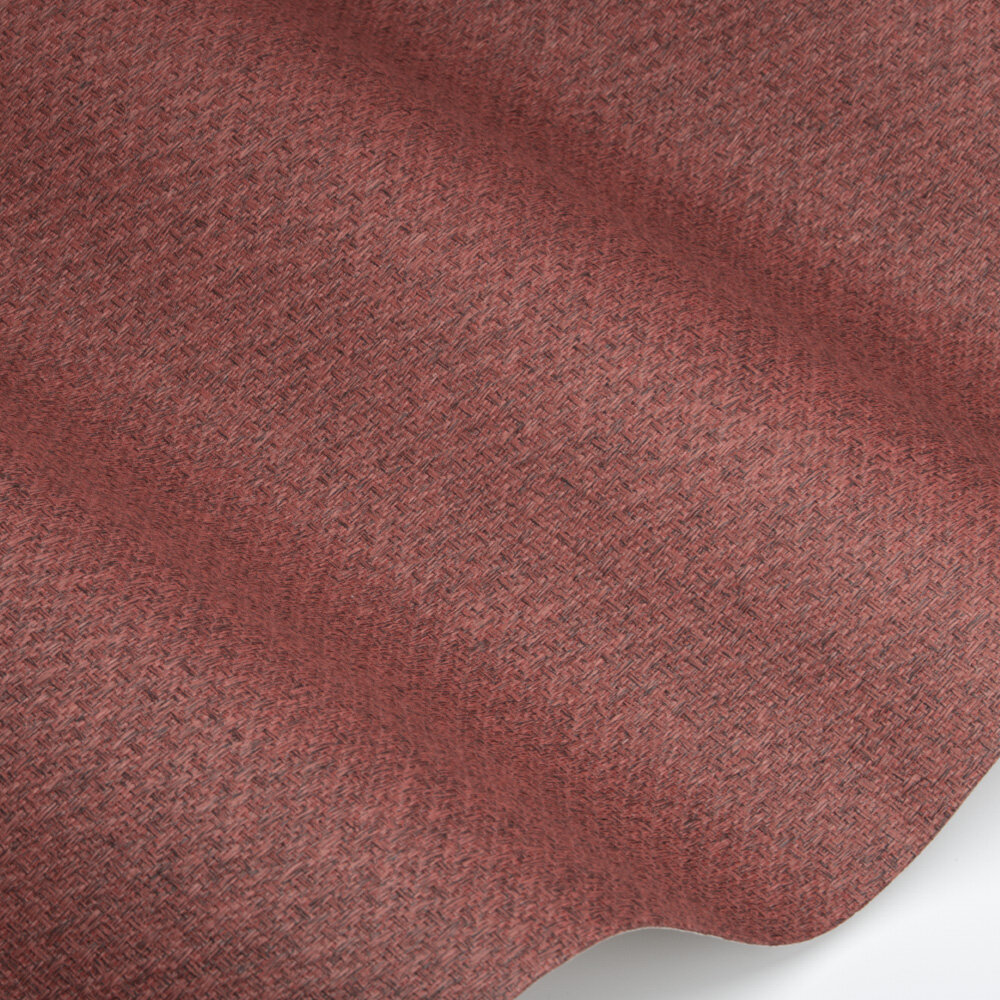 Design 9 Wallpaper - Chocolate & Fraise Colour Story - Red - by Coordonne