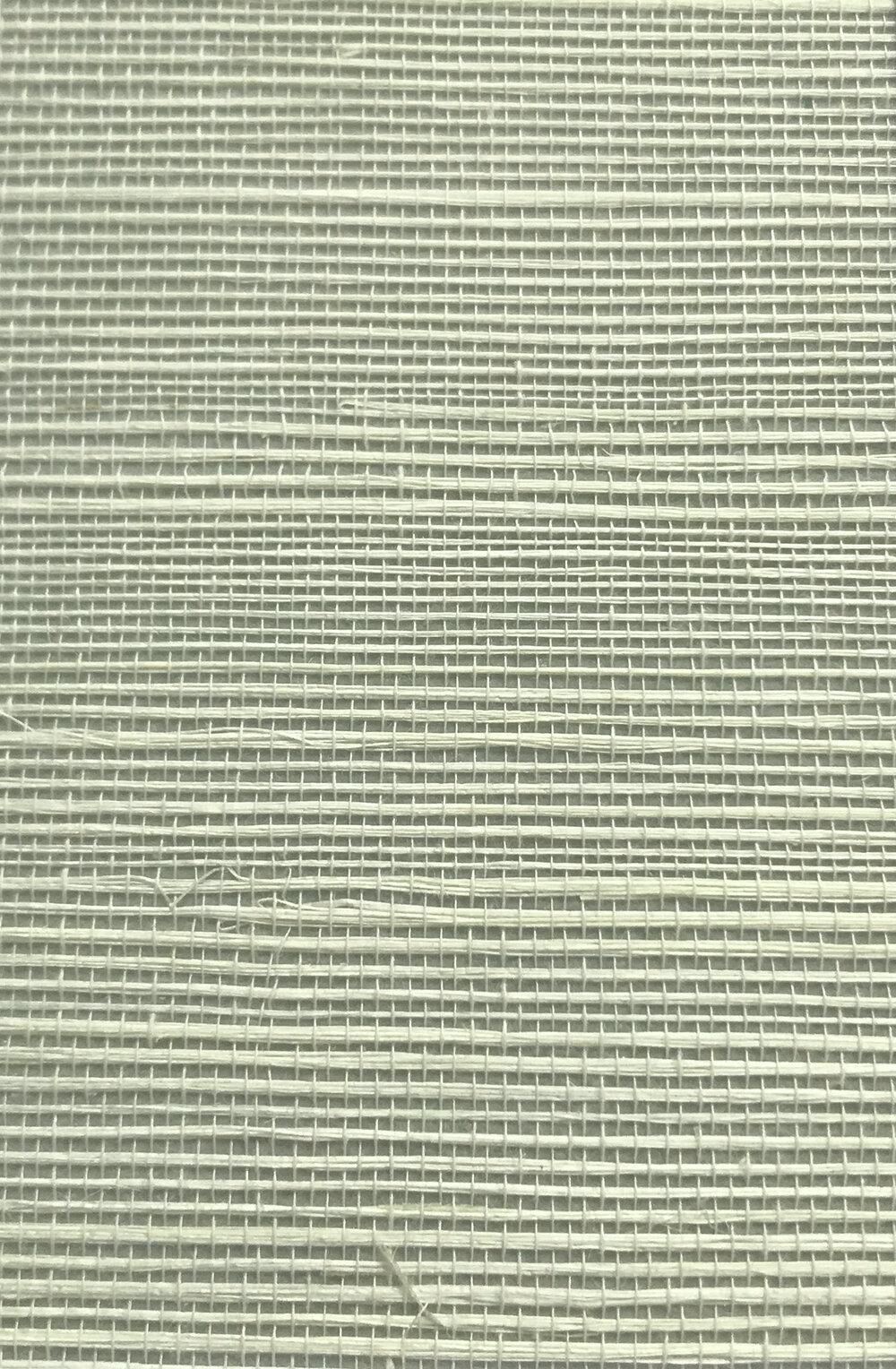 Kanoko Grasscloth Wallpaper - Eau De Nil - by Osborne & Little