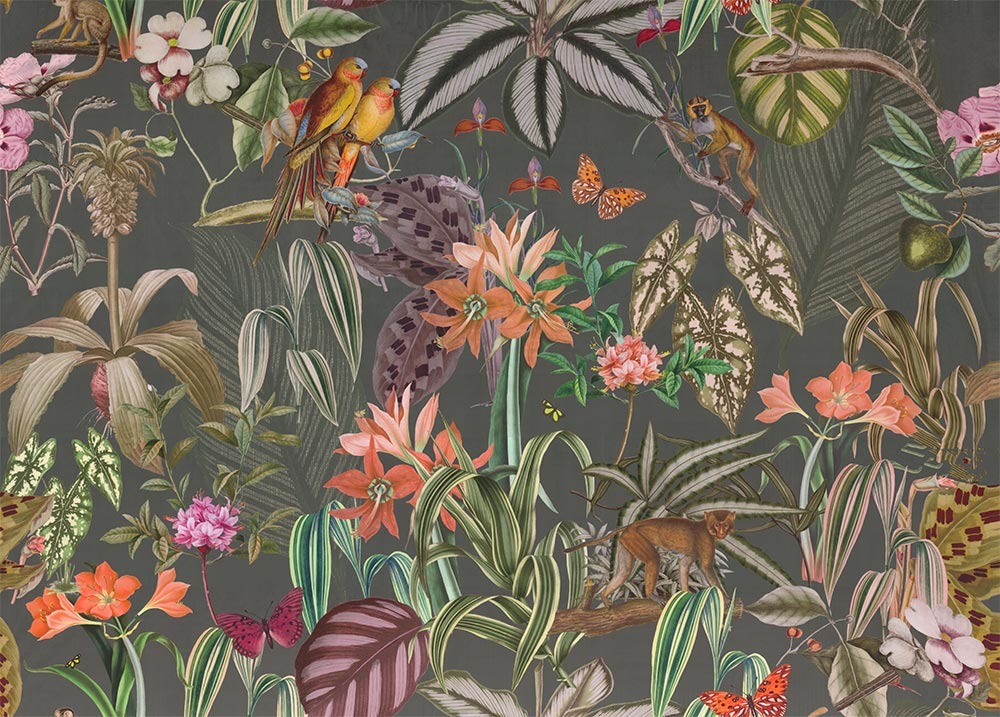 Barbados Fabric - Jade - by Prestigious
