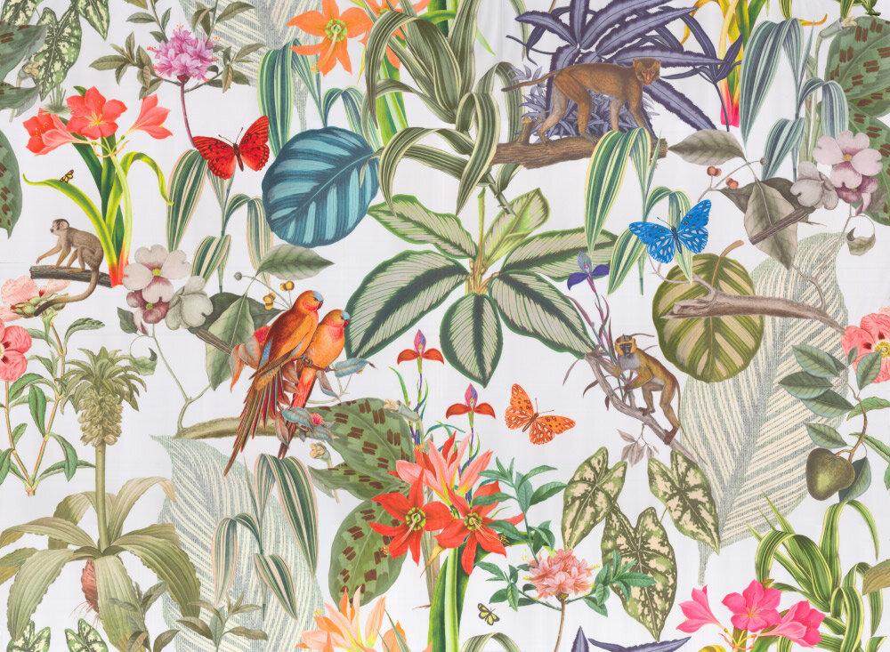 Barbados Fabric - Tropical - by Prestigious