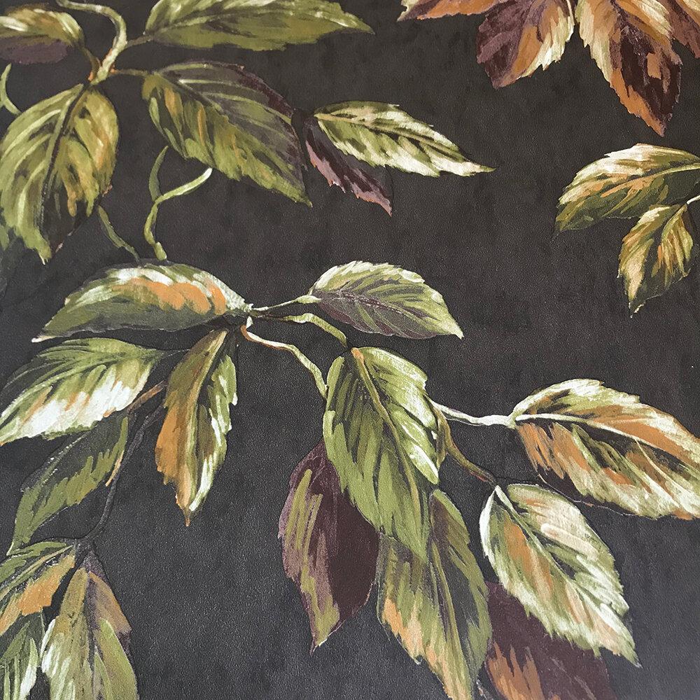 Jangal  Wallpaper - Walnut - by Designers Guild