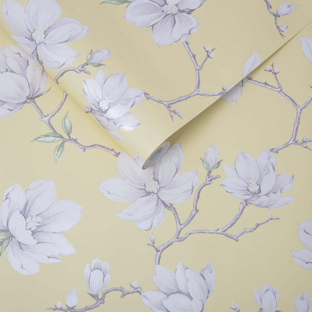 Pierre Wallpaper - Glow - by Graham & Brown