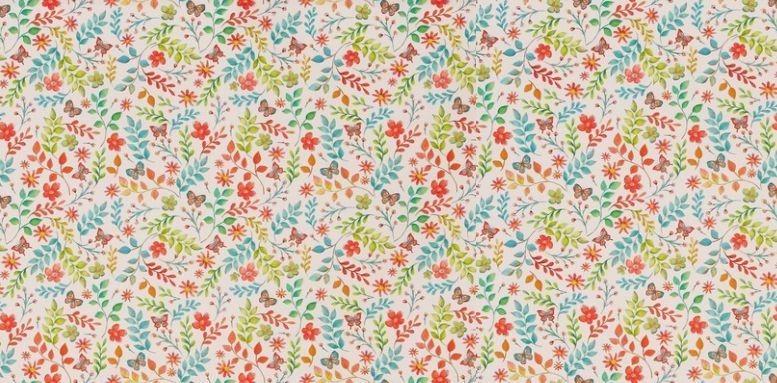 Secret Garden Fabric - Jungle - by Prestigious