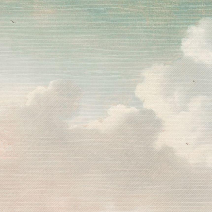 Clouds Mural - Pastel - by Eijffinger