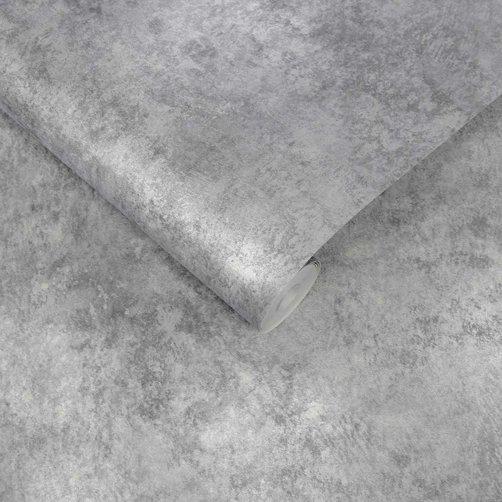 Texture Plain Wallpaper - Shadow - by Graham & Brown