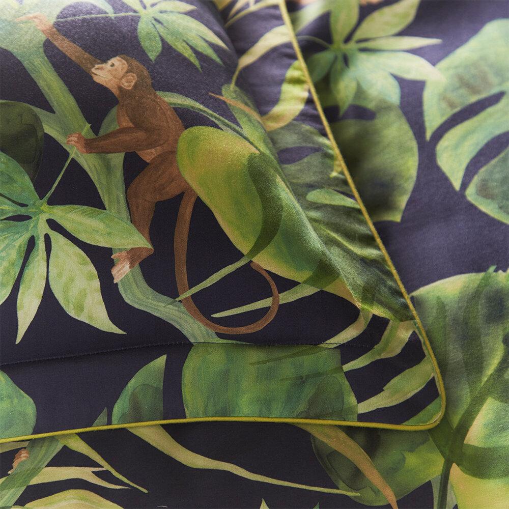 Monkey Business King Size Duvet Set Duvet Cover - Indigo - by Clarke & Clarke
