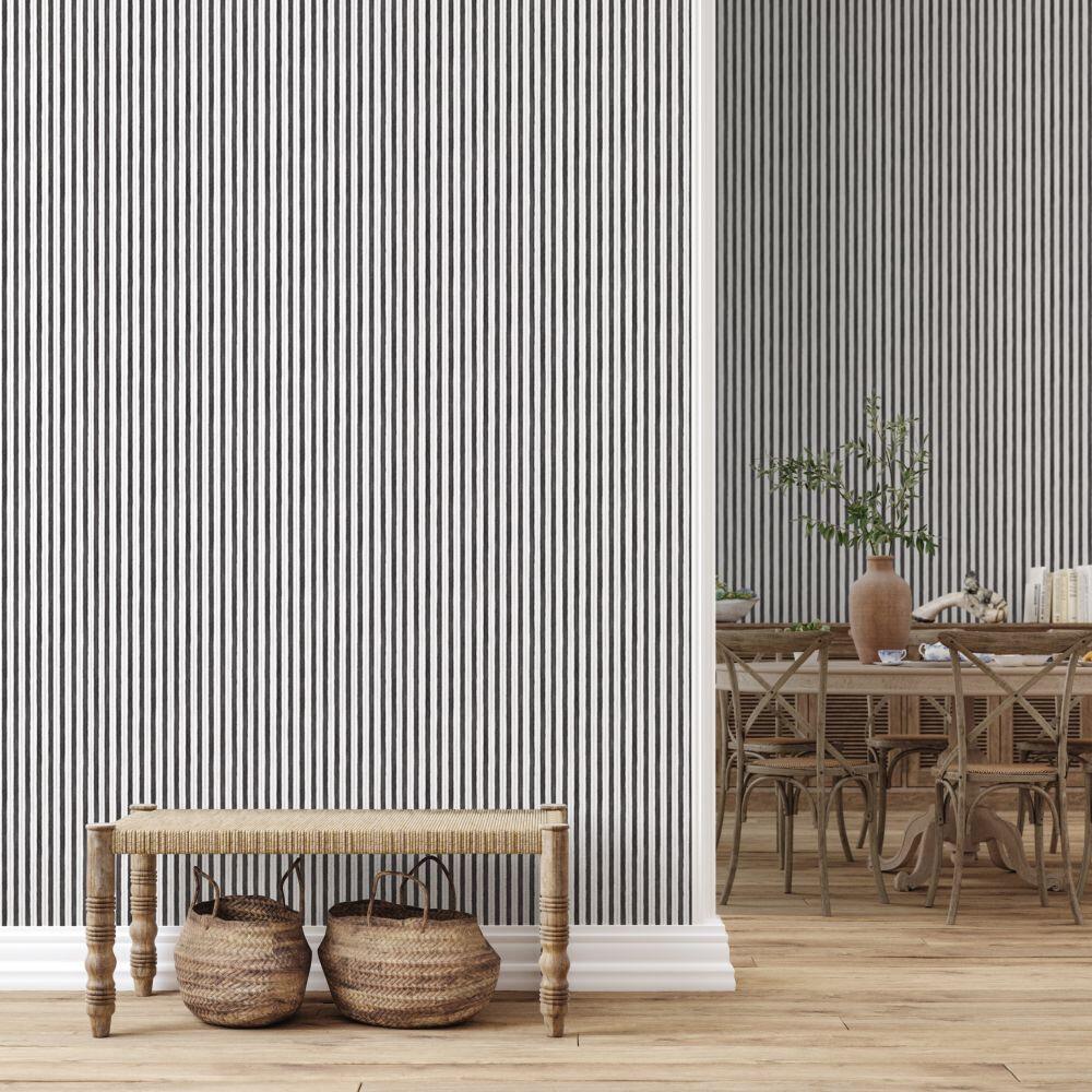 Colonial Wallpaper - Pizarra - by Coordonne