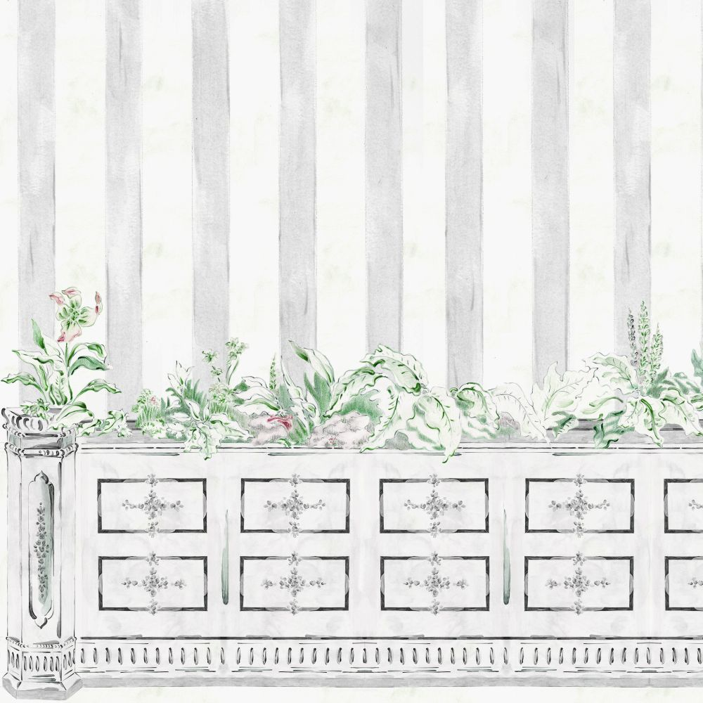 Fachada Mural - Poli Perla - by Coordonne