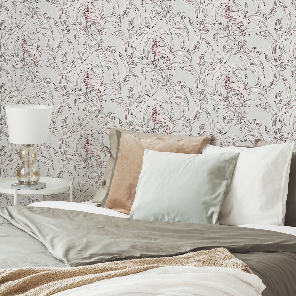 Exotico Wallpaper - Cereza - by Coordonne