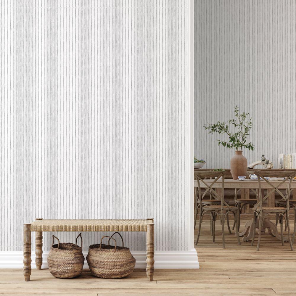 Colonial Wallpaper - Perla - by Coordonne
