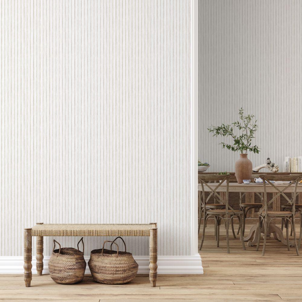 Colonial Wallpaper - Piedra - by Coordonne