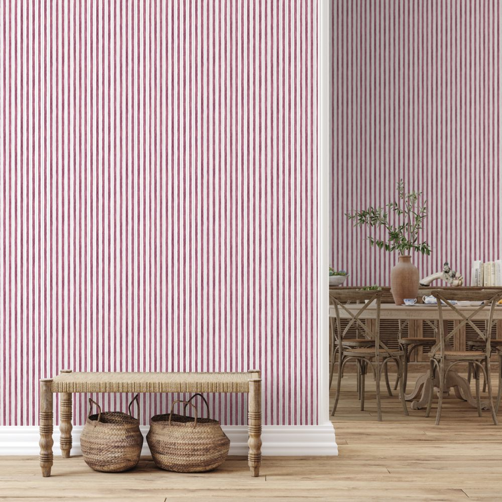 Colonial Wallpaper - Cereza - by Coordonne