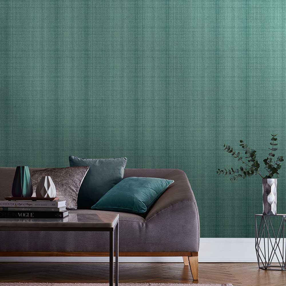 Haze Wallpaper - Sky - by Graham & Brown