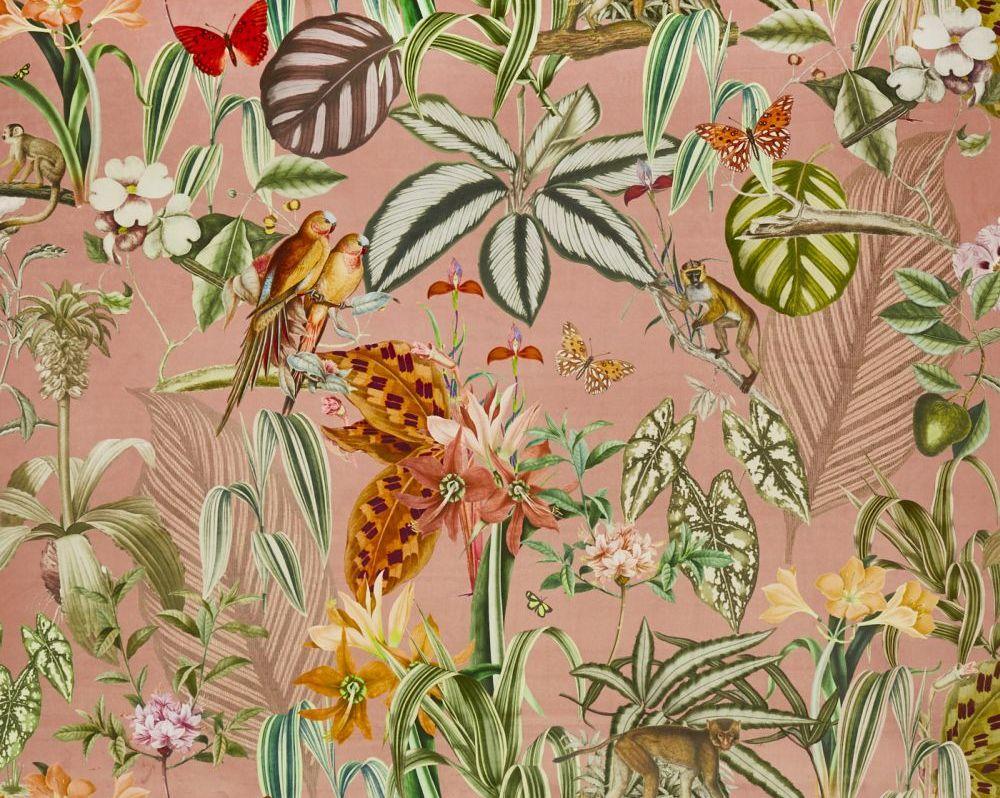 Barbados Fabric - Shell - by Prestigious
