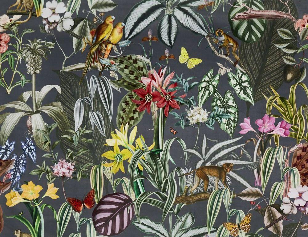 Barbados Fabric - Dusk - by Prestigious