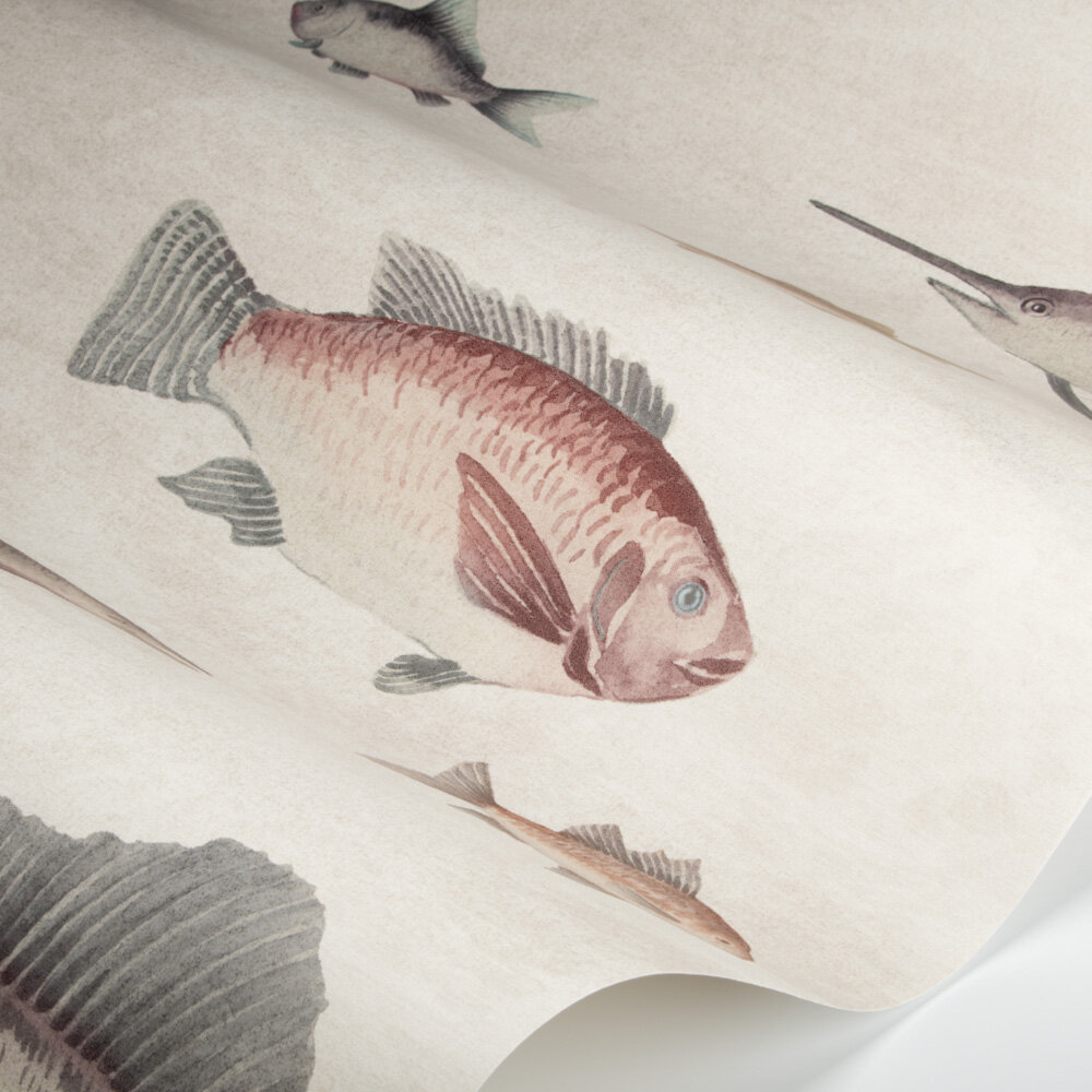 Aquatic Wallpaper - Champagne - by SketchTwenty 3