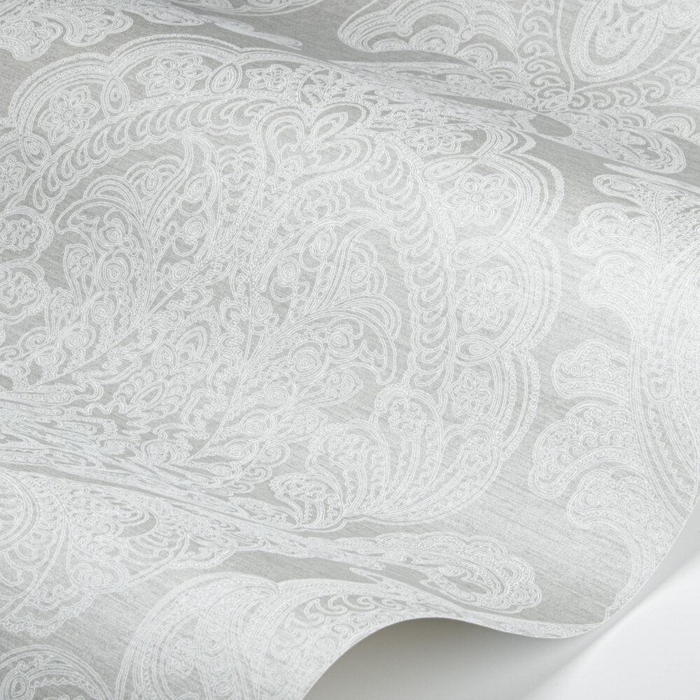 Raffles Wallpaper - Slate - by SketchTwenty 3