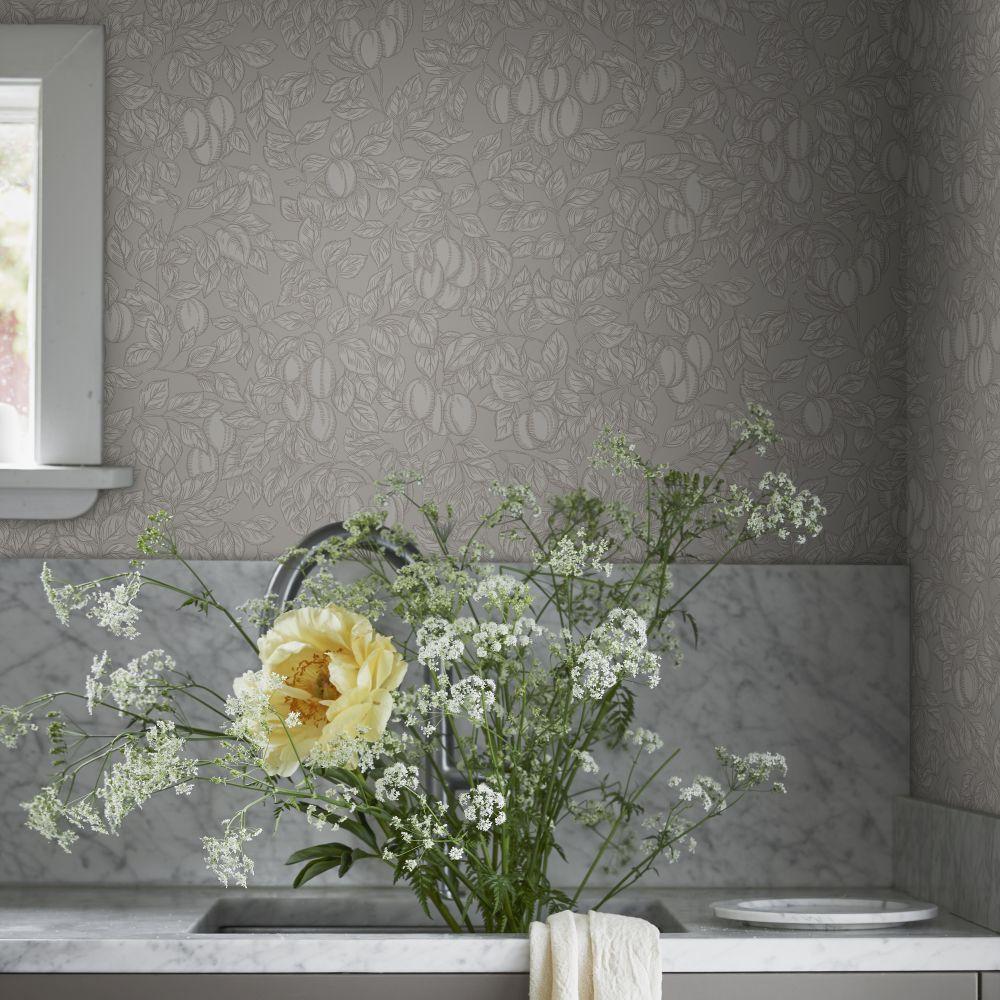Emrik Wallpaper - Sandstone - by Sandberg